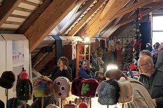 Kunstmarkt in Kirchzarten