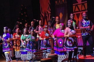 Soweto Gospel Choir in Freiburg