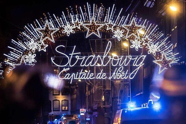 Straßburg im Visier des Terrors