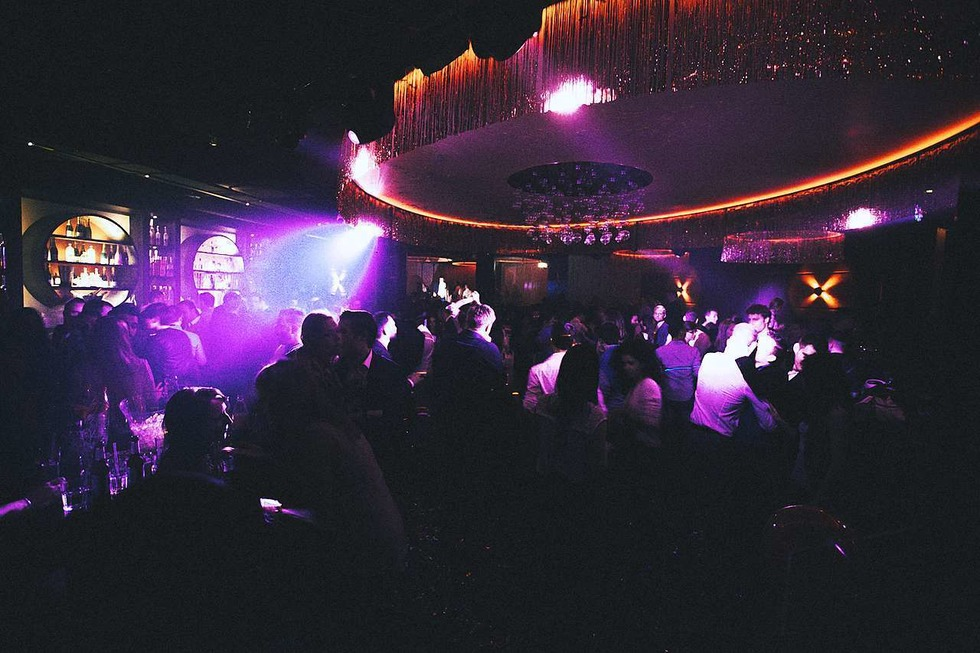 Qu Bar Lounge - Freiburg