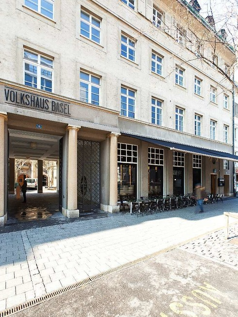 Volkshaus - Basel