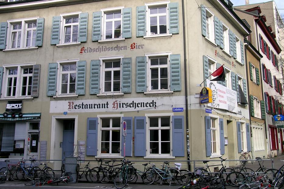 Hirscheneck - Basel