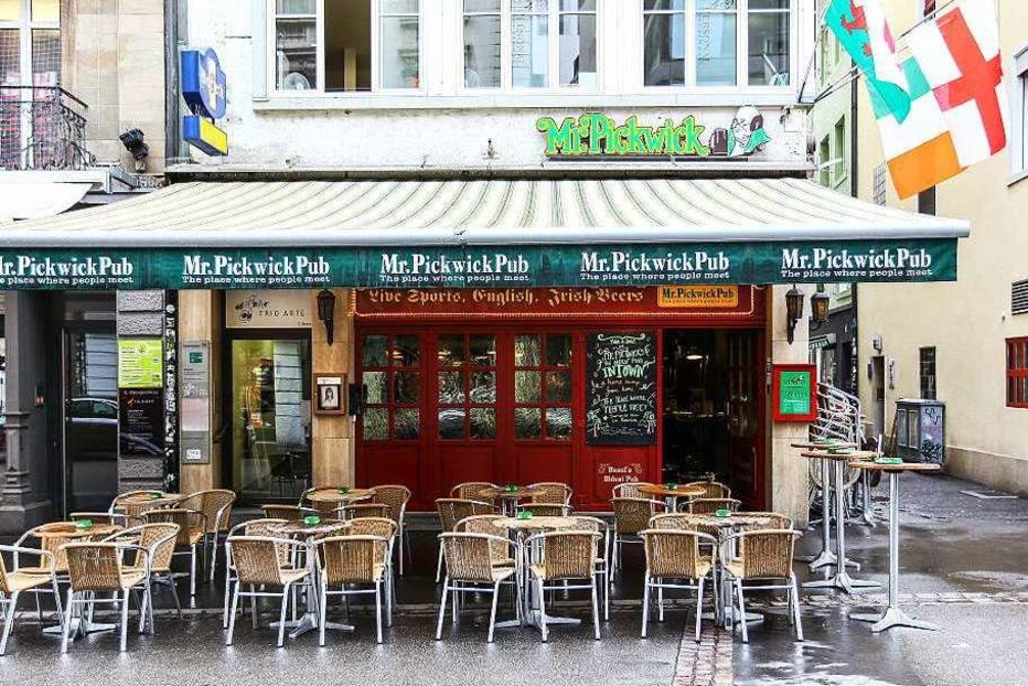Mr. Pickwick - Basel