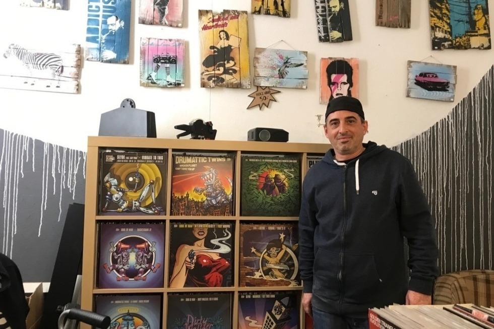 Urban Record Store (Kulturaggregat) - Freiburg