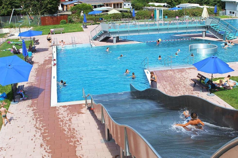 Schwimmbad - Schönau