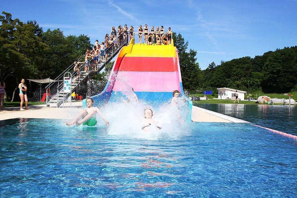 Mach Blau - Sport- und Familienbad - Denzlingen