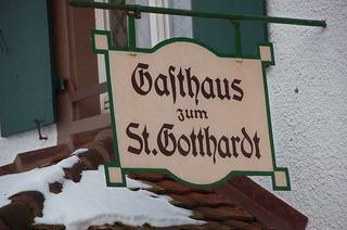 Gasthaus Gotthardhof (geschlossen)
