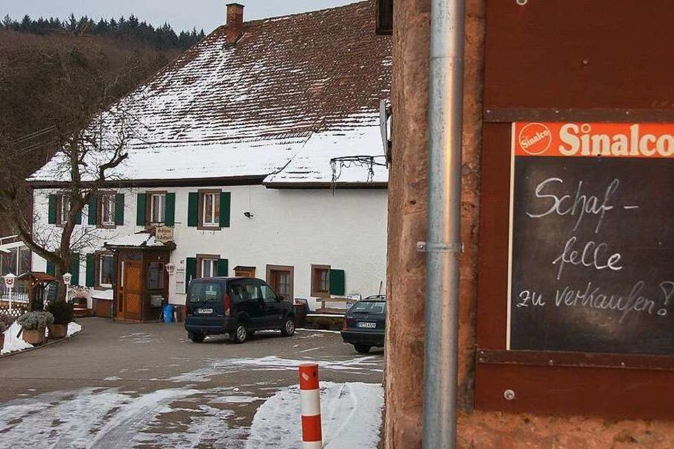 Gasthaus Gotthardhof (geschlossen) - Staufen
