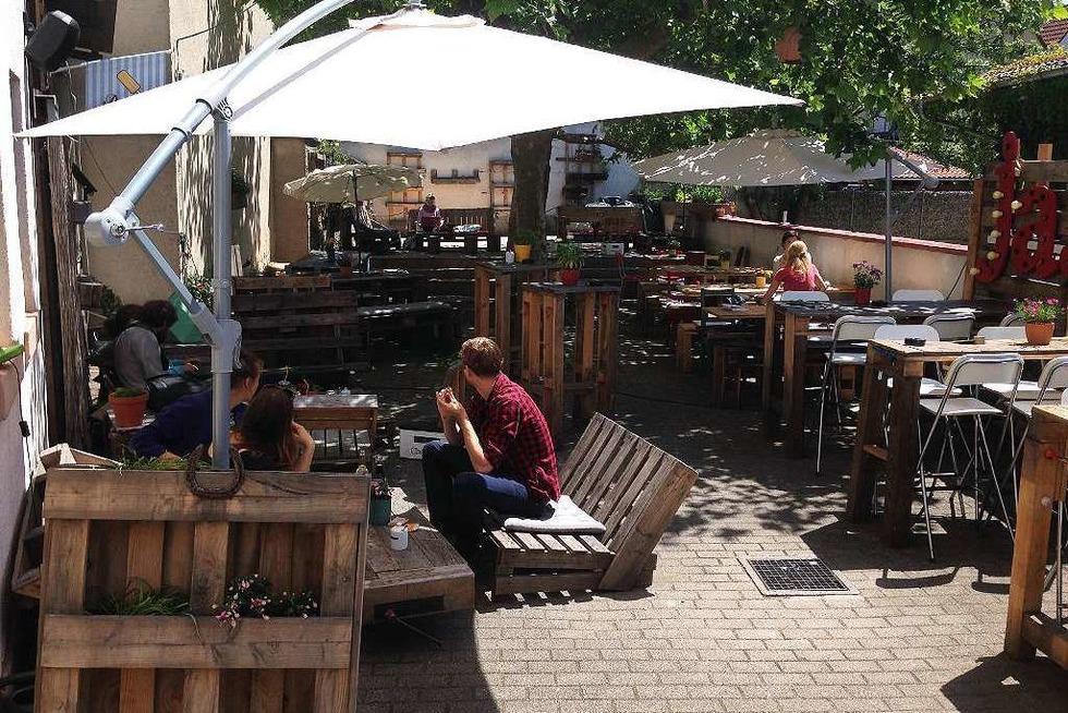 Café Pow (im Grünhof) - Freiburg