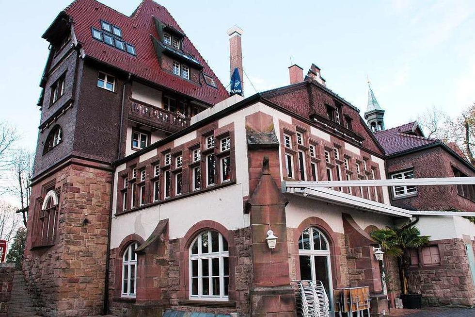 Schloss-Café (Lorettoberg) - Freiburg