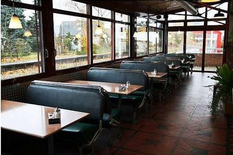 Restaurant Gleis 1 (Hugstetten) - March