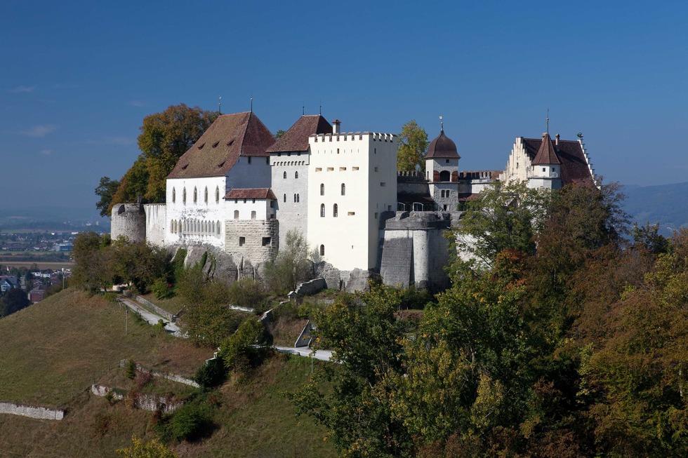 Schloss Lenzburg - Lenzburg