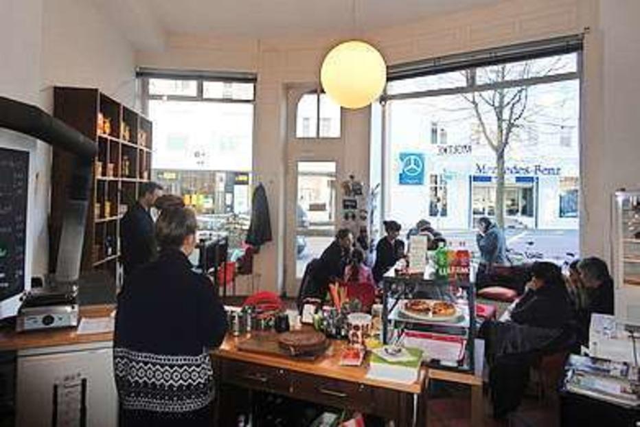 Café Wilhelm Moltke - Freiburg
