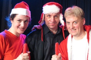 Die Weihnachtsshow des Theater Freistil im E-Werk