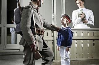 Antikriegs-Ausstellung verlängert