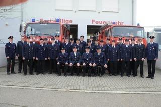 Feuerwehrgerätehaus Kiechlinsbergen