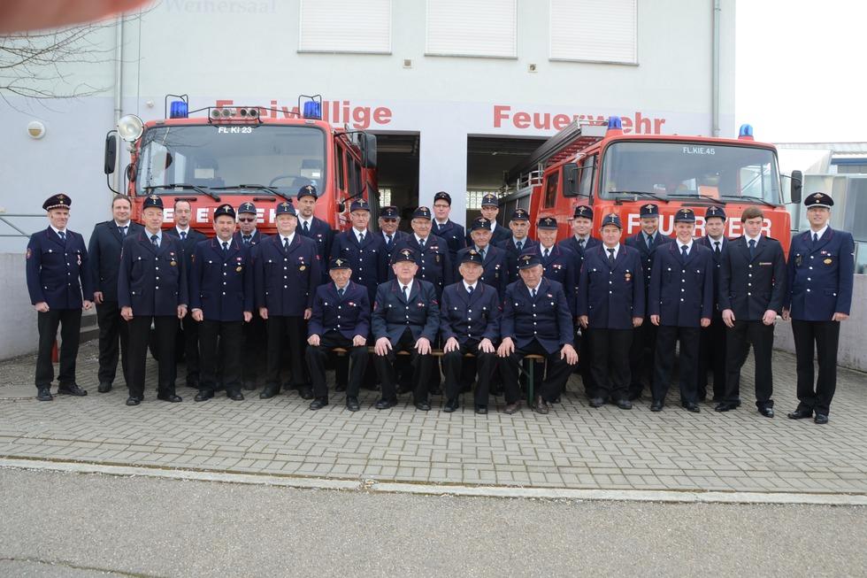 Feuerwehrgerätehaus Kiechlinsbergen - Endingen