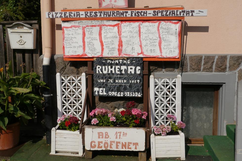 Pizzeria Adler (Kiechlinsbergen) - Endingen