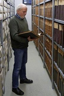 Der Herr der historischen Dokumente - Badische Zeitung TICKET
