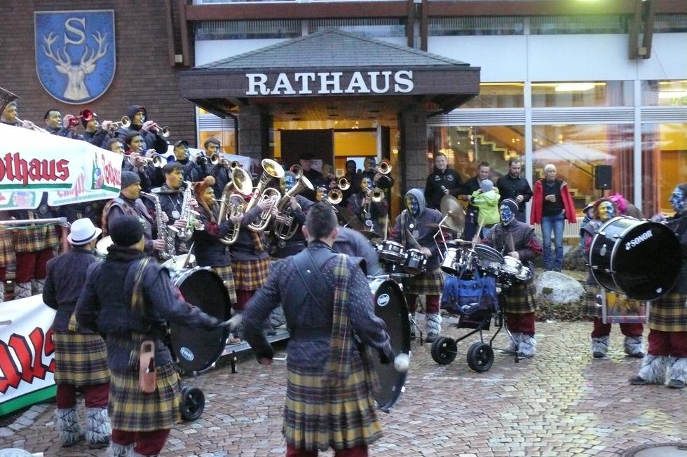 Rathausplatz - Bonndorf