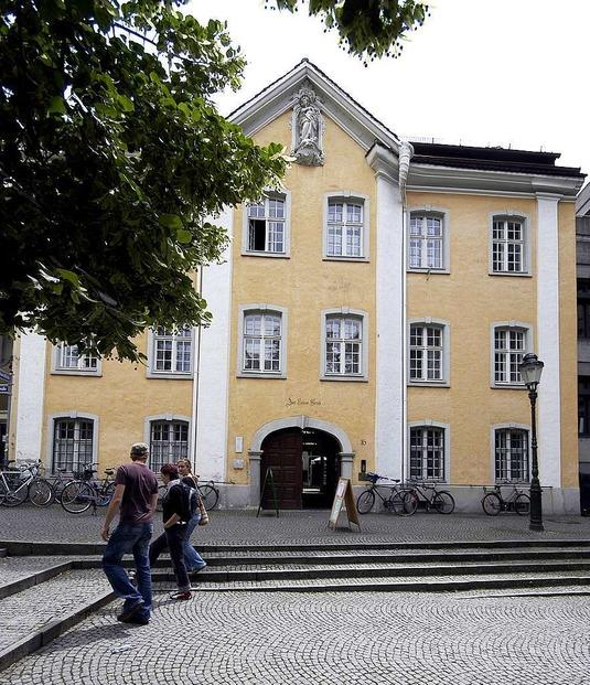 Haus zur Lieben Hand - Freiburg