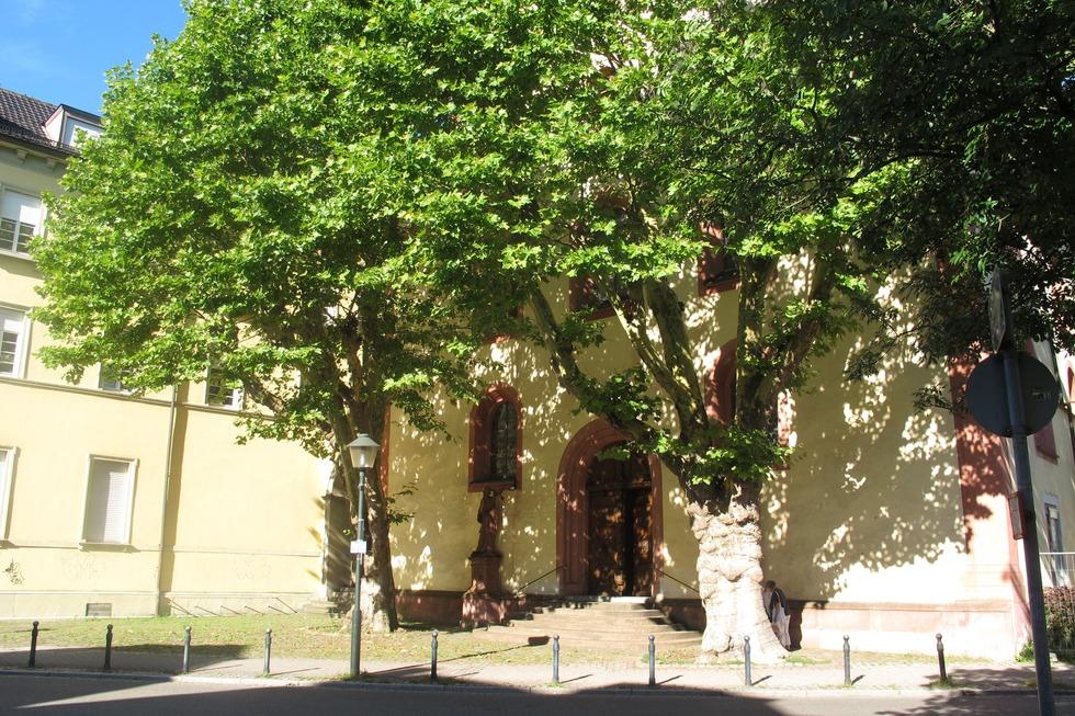 Klosterkirche Unserer Lieben Frau - Offenburg