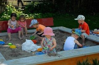 Spielplatz Chrotteweiher (Karsau)