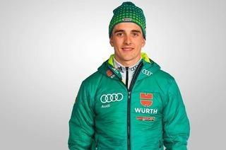 Janosch Brugger ist Hoffnungsträger der deutschen Skilangläufer
