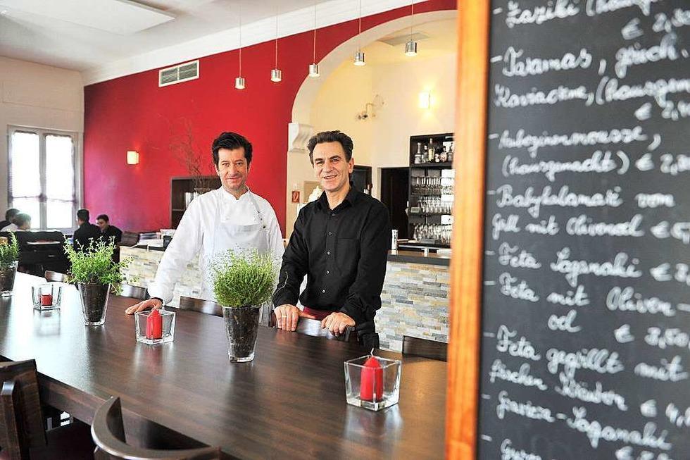 Restaurant Ouzeria - Freiburg