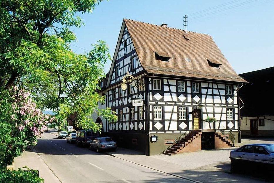 Gasthaus Sonne - Vörstetten