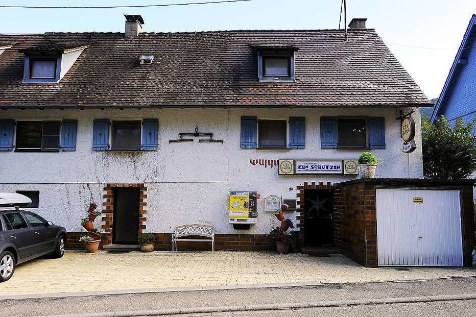 Gasthaus Zum Schützen (Kappel) - Freiburg