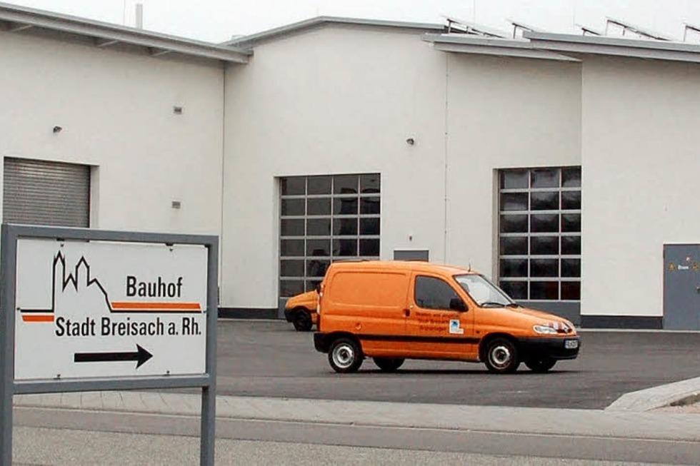 Bauhof - Breisach