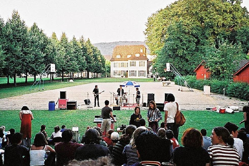 Sarasinpark - Riehen