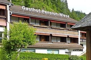 Gasthaus Wiese Fröhnd (geschlossen)