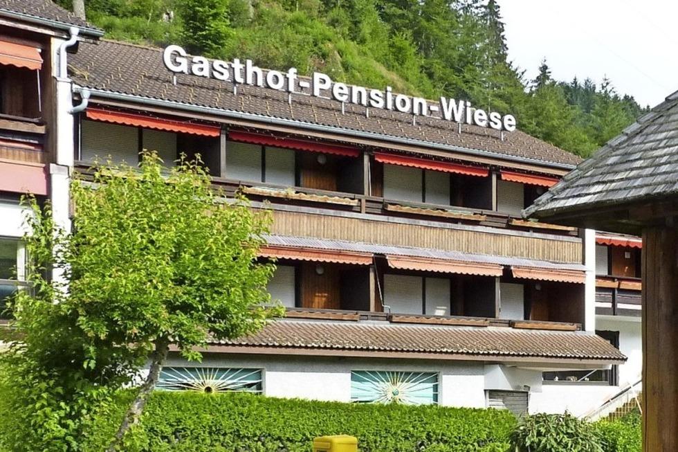 Gasthaus Wiese Fröhnd (geschlossen) - Schönau