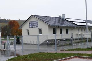 Gäststätte Im Hölzele (TuS-Sportheim)