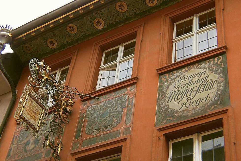Gasthaus Kleiner Meyerhof (geschlossen) - Freiburg