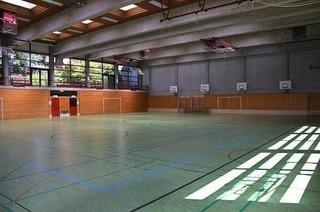 Sporthalle (Albert-Schweitzer-Gymnasium)