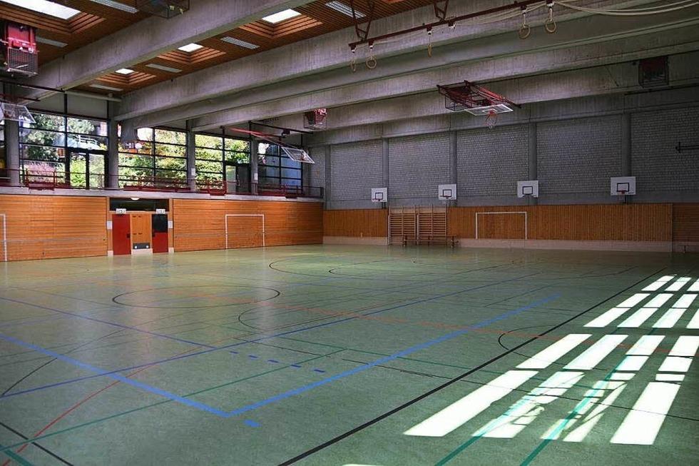 Sporthalle (Albert-Schweitzer-Gymnasium) - Gundelfingen