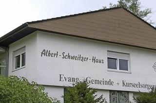 Ev. Albert-Schweitzer-Haus
