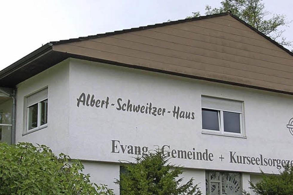 Ev. Albert-Schweitzer-Haus - Bad Bellingen
