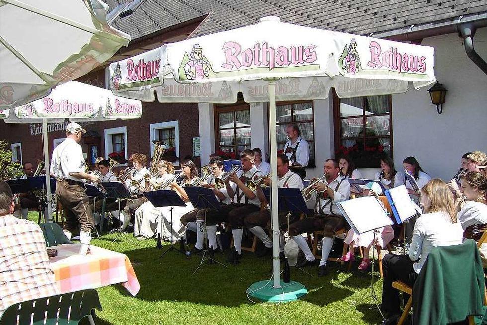 Gasthaus Reichenbächle Holzschlag (geschlossen) - Bonndorf
