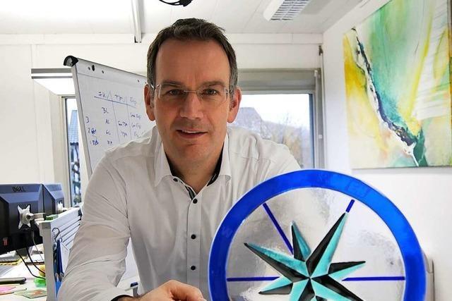 Peter Selders von Endress + Hauser Maulburg über die Zukunft des Unternehmens