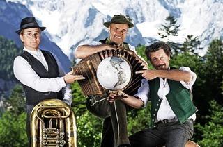 Bayerische Weltreise - Knedl und Kraut in Bonndorf