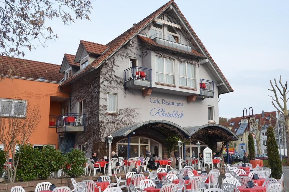 Hotel-Restaurant Rheinblick - Breisach