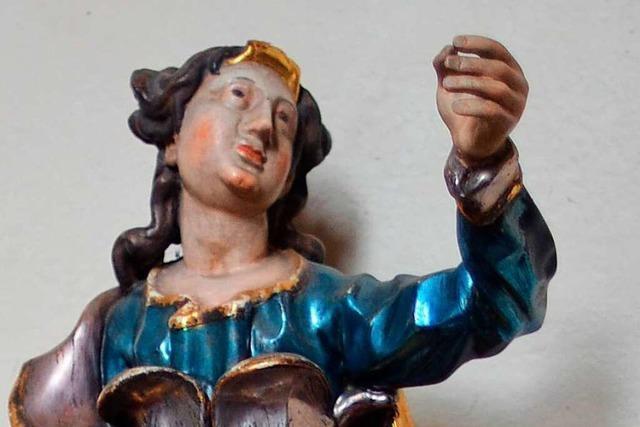 Columba - eine Heilige mit vielen Legenden