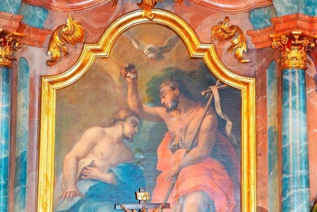 Johannes - der Apostel, der die Kirschen zählt