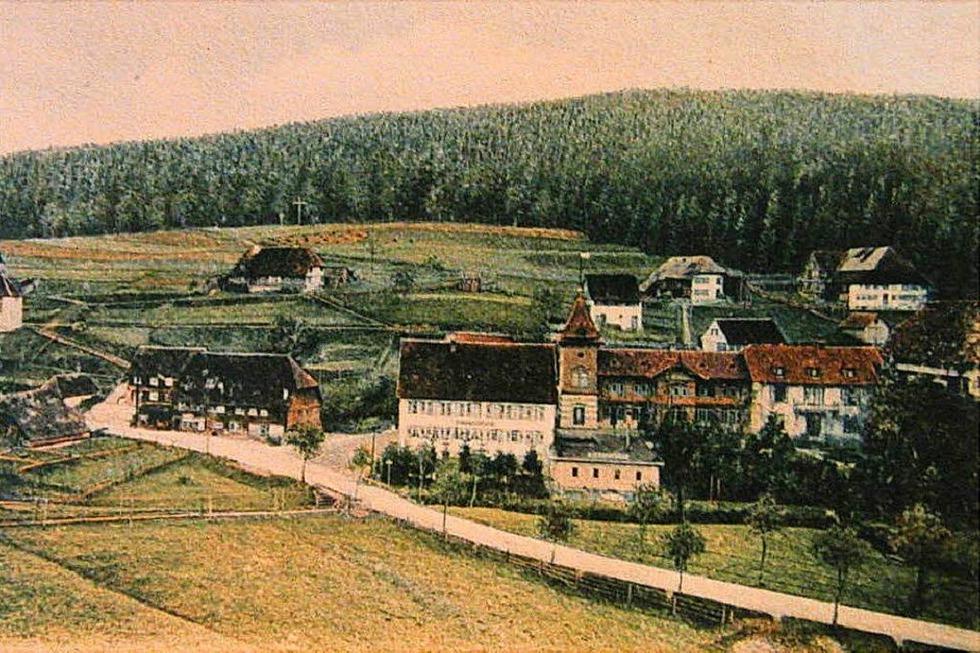 Gasthof Bad (geschlossen) - Eisenbach