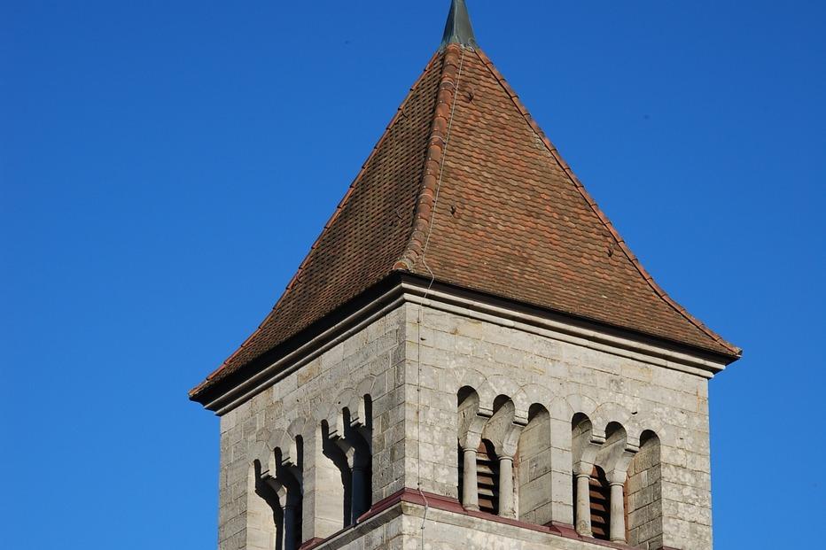 Pfarrkirche St. Laurentius (Unteralpfen) - Albbruck