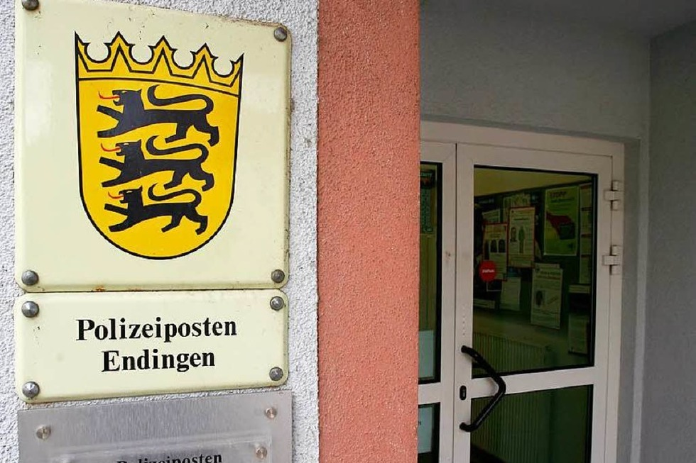 Polizeiposten Endingen - Endingen